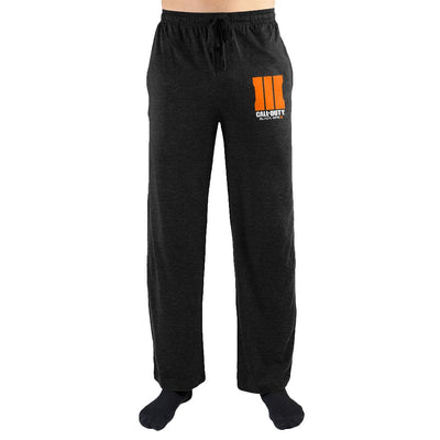 COD Call Of Duty BO Black Ops 3 Print Mens Lounge Pants - Iconic Wars