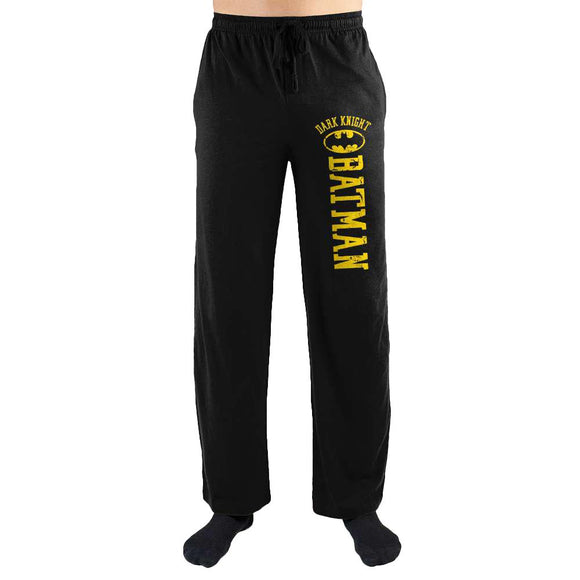 DC Comics Batman The Dark Knight Print Mens Lounge Pants - Iconic Wars