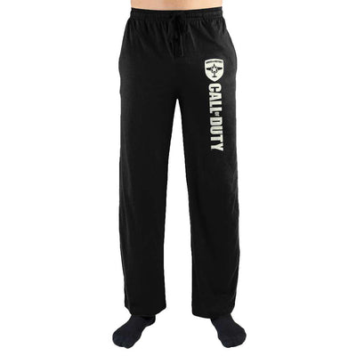 COD Call Of Duty Print Mens Sleepwear Loungewear Lounge Pants - Iconic Wars