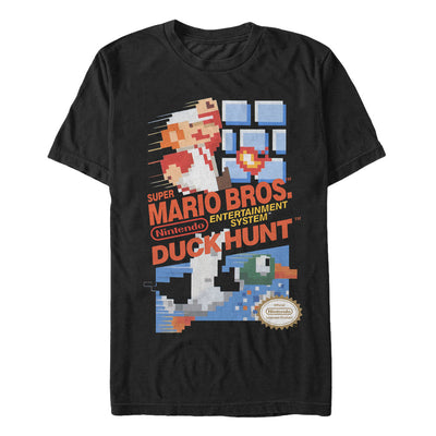 Mario Hunt - T Shirt - Iconic Wars