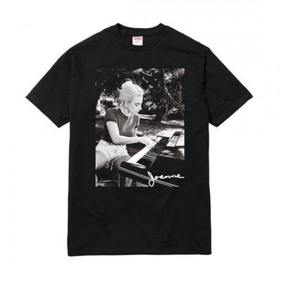 Joanne Piano Photo Tee - Iconic Wars