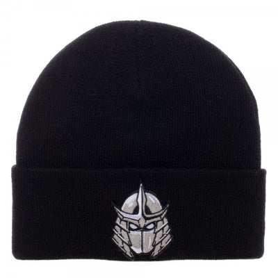 Teenage Mutant Ninja Turtles Shredder Cuff Beanie - Iconic Wars