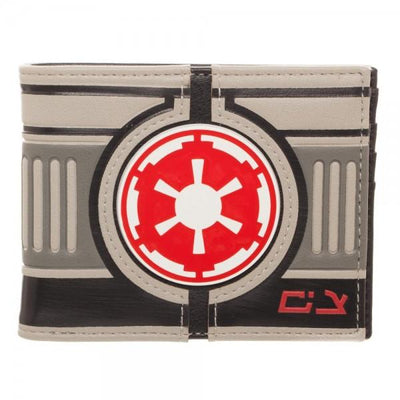 Star Wars AT-AT Pilot Bi-Fold Wallet - Superhero Tee