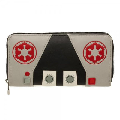Star Wars AT-AT Driver Zip Around Wallet - Iconic Wars