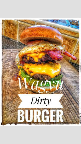 Direct Foodstore: Dirty Wagyu Burger
