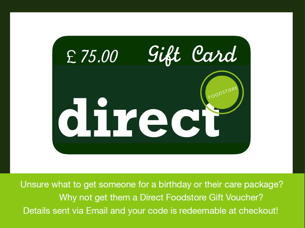 Gift Cards - Direct Meats Foodstore