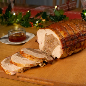 *Frozen* Festive Stuffed & Rolled Turkey Breast *PRE ORDER DELIVERED 17th-18th OF DEC*