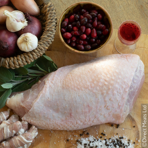 Boneless Single Turkey Breast