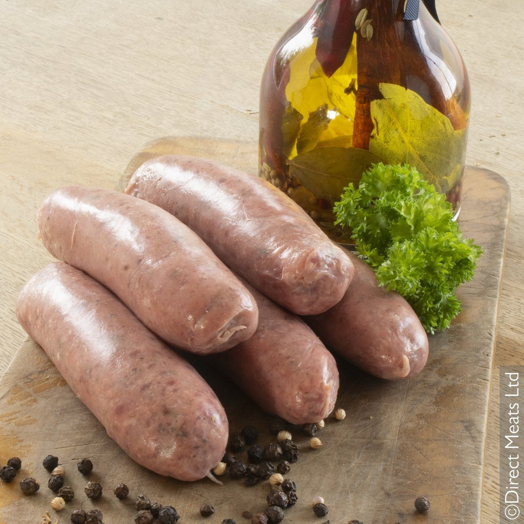 Ben Rigby Venison Sausages 70g (5 Pack)