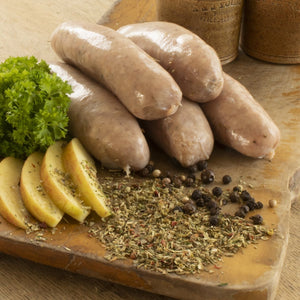 Ben Rigby Wild Boar and Apple Sausage 70g x 5
