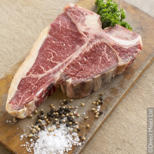 Dry Aged T-Bone Steak 16oz