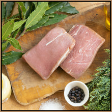 Load image into Gallery viewer, Frozen Ben Rigby Wild Boar Loin Steaks
