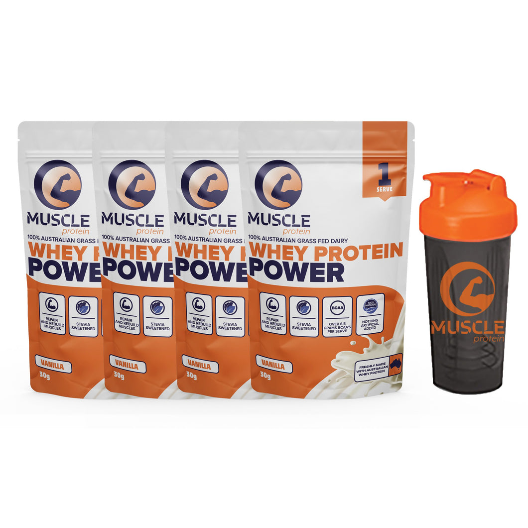 Protein Power Sample Pack