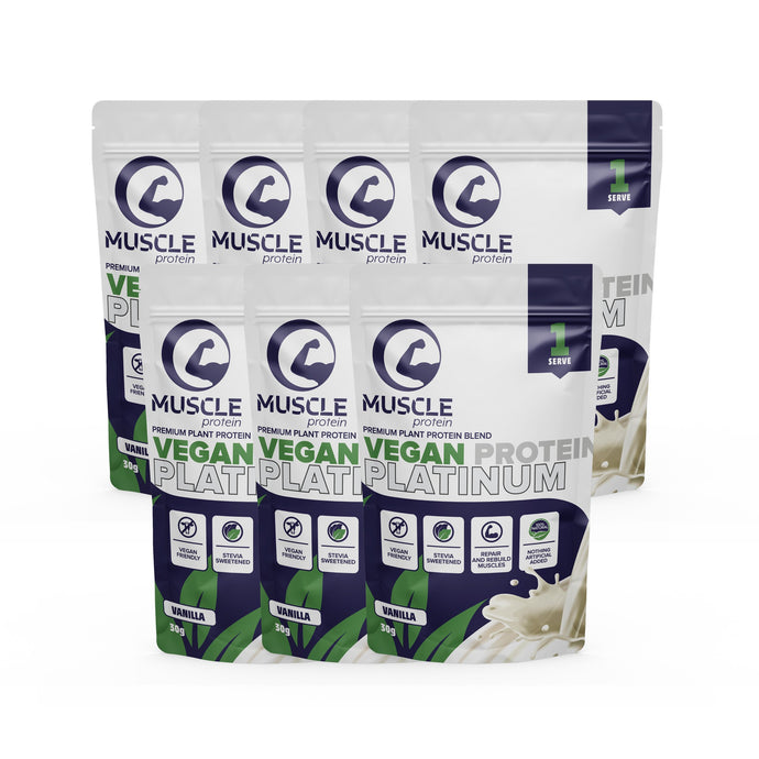 Vegan Protein Platinum Travel Pack