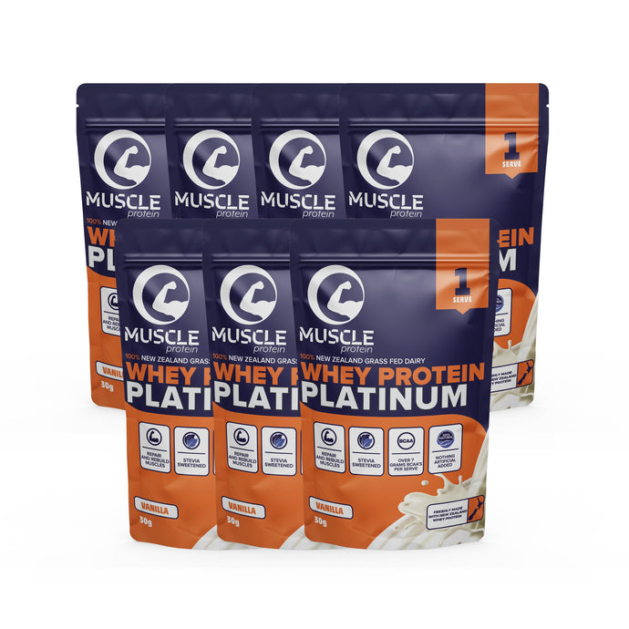 Whey Protein Platinum Travel Pack