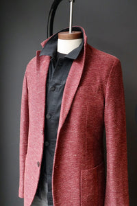 Circolo 1901 Textured Pocket Square Blazer
