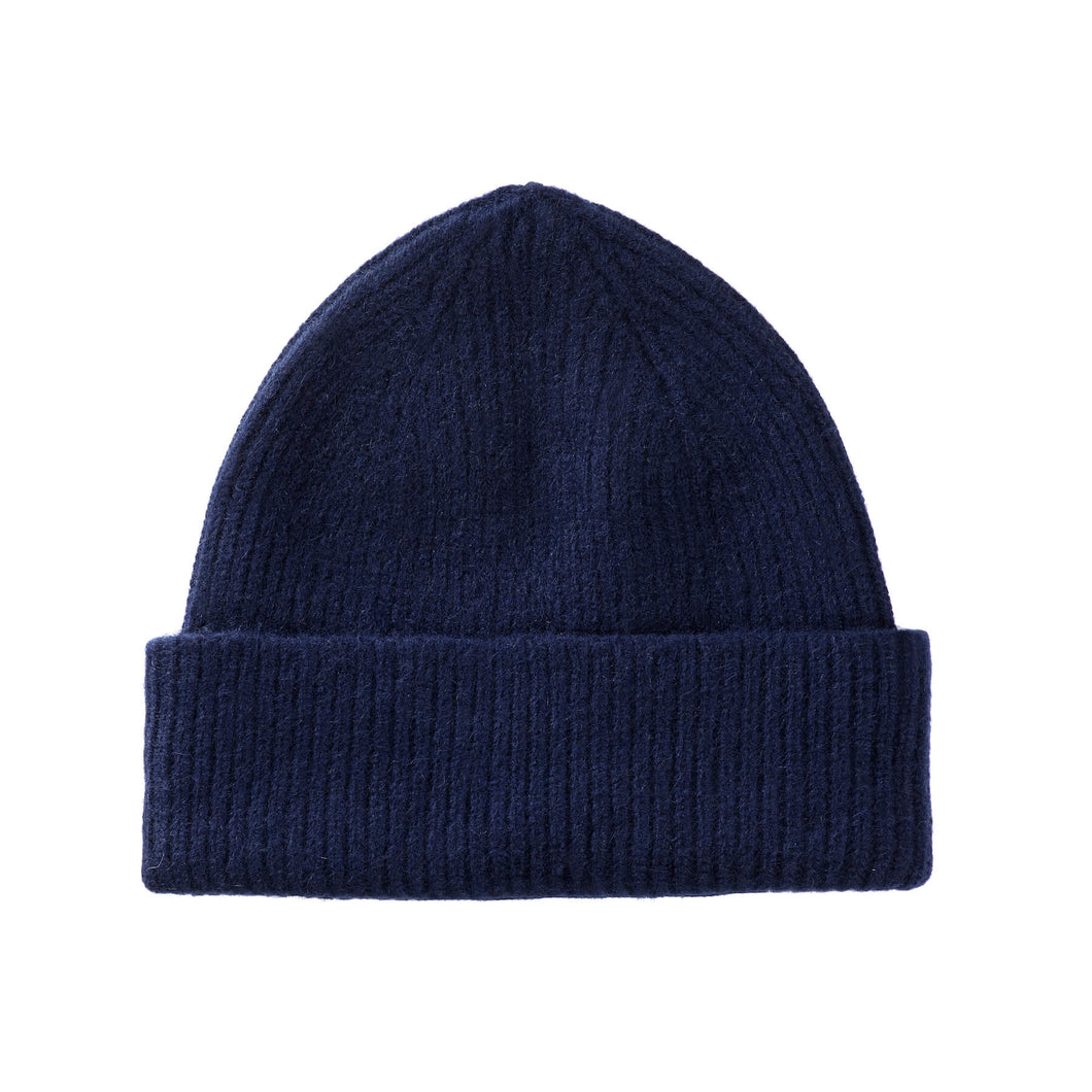 Le Bonnet Beanie in Midnight