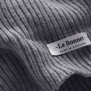 Le Bonnet Beanie in Smoke
