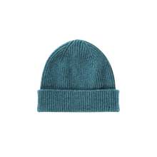 Load image into Gallery viewer, Le Bonnet Beanie in Petrol