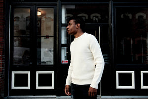 Citizen Goods 100% Merino Moss Wool Sweater