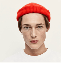 Load image into Gallery viewer, Le Bonnet Beanie Indigo