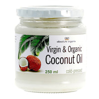 Virgin & Organic Coconut Oil - 250ml