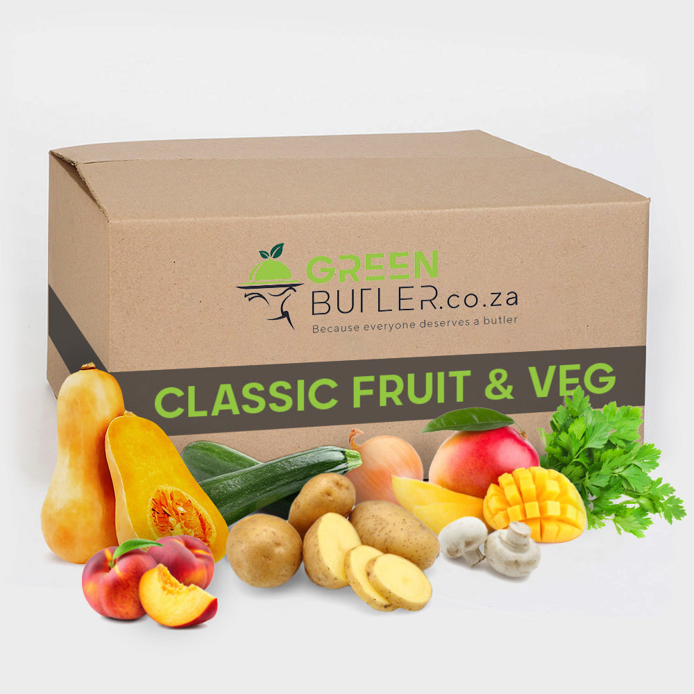 Classic Fruit & Veg - Easy Box for 5