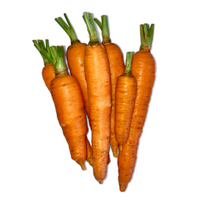 Heirloom Organic Carrots 1kg