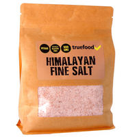 Truefood Himalayan salt 400g
