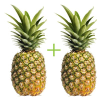 Fresh Fruit - Pineapple X 2