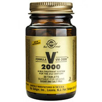 Health Supplement - V 2000 Multi Vitamin ( Solgar) - Multi Nutrient