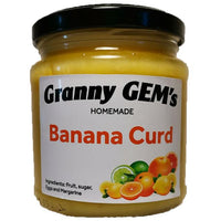 Home Made - Banana Curd 290 Ml