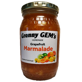 Home Made - Grapefruit Marmalade 350 Ml