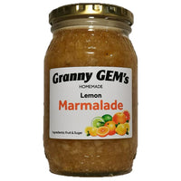 Home Made - Lemon Marmalade 350 Ml