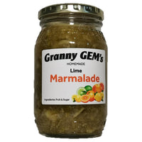 Home Made - Lime Marmalade 350 Ml