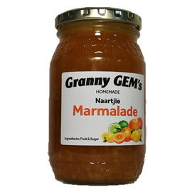 Home Made - Naartjie Marmalade 350 Ml