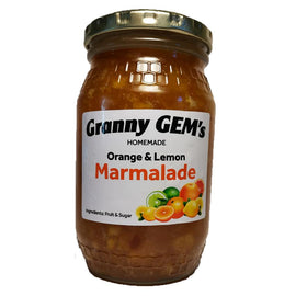Home Made - Orange And Lemon Marmalade 350 Ml