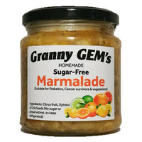 Home Made - Sugar Free Citrus Marmalade 290 Ml