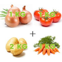 Vegetables - Essentials Deal
