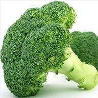 Vegetables - Full Head Of Brocolli