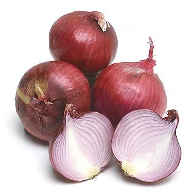 Vegetables - Onions Red 1 Kg