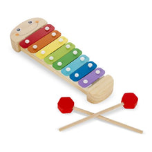 Load image into Gallery viewer, Melissa & Doug Wooden Caterpillar Xylophone