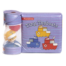 Load image into Gallery viewer, Melissa & Doug Float Alongs Tiny Tugboats
