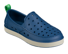Load image into Gallery viewer, Sanuk Lil Walker Loafer Flat- Navy