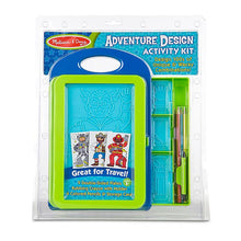 Load image into Gallery viewer, Melissa & Doug Adventure Design Kit