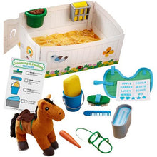 Load image into Gallery viewer, Melissa & Doug Horse Care Set