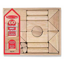 Load image into Gallery viewer, Melissa & Doug Standard Unit Blocks