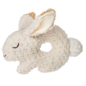 Mary Meyer Oatmeal Bunny Rattle