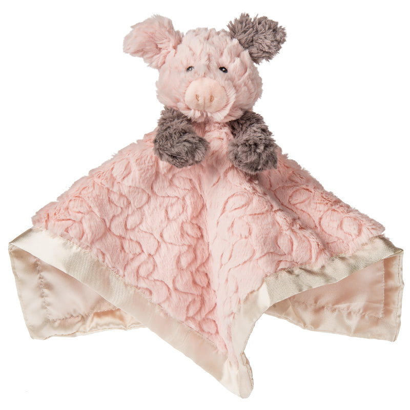 Mary Meyer Pig Character Blanket