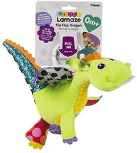 Load image into Gallery viewer, Lamaze Flip Flap Dragon